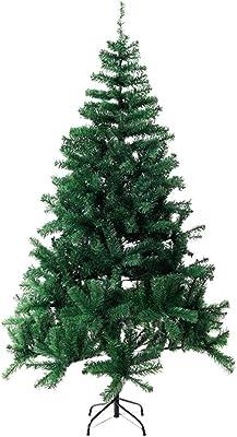 Acan Árbol de Navidad Artificial Verde con Nieve 60 cm: Amazon.es ...