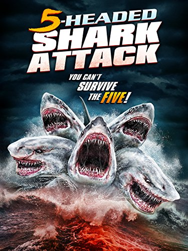5-Headed Shark Attack Florida