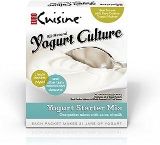All Natural Yogurt Starter