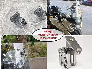 Amazon.es: deflector cupula moto