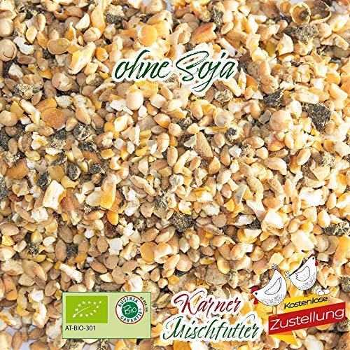 Bio Legehennenfutter Spezial - OHNE Soja 20 kg