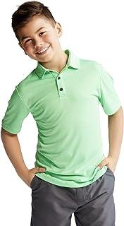a12466b7 Champion C9 Boys' Stripe Golf Polo Shirt -