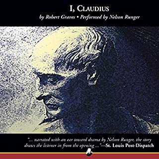 I, Claudius audiobook cover art