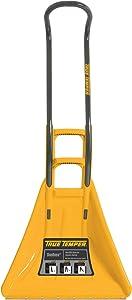 True Temper 1625300 SnoBoss Poly Snow Shovel