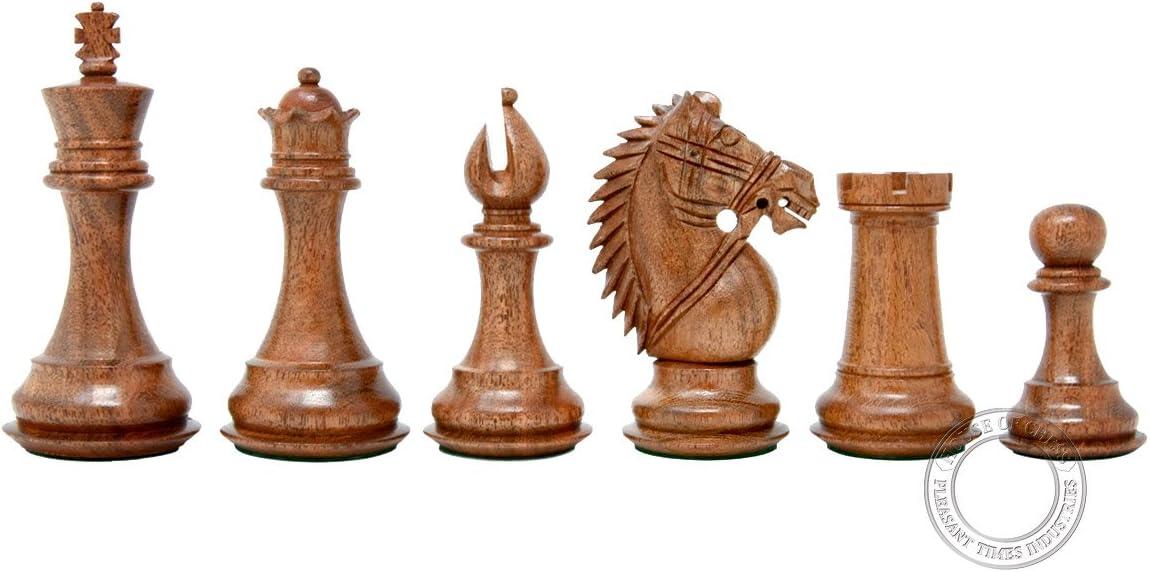 お求めやすく価格改定 House of Chess 期間限定特価品 - Ringy Rhodoxylon Rosewood Acacia Boxwood Ch