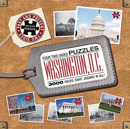 Washington, D.C.: Past to Present Puzzles