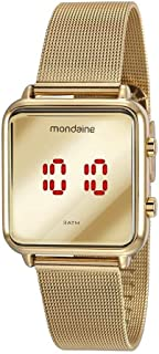 Relógio Digital, Mondaine, Unissex