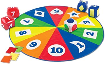 Learning Resources All Around Learning Circle Time Mat