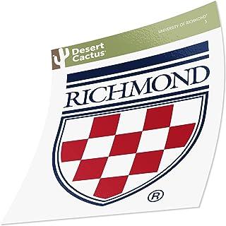 University of Richmond Vinyl Decal Laptop Water Bottle Car Scrapbook (Sticker - 3)