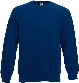 Fruit of the Loom Men's Raglan Sweatshirt