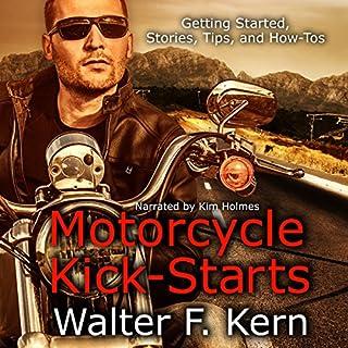 Motorcycle Kick-Starts audiobook cover art