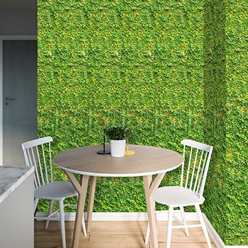 OPENBEAUTY 125 * 16 Zoll PVC Wasserdicht Selbstklebende 3D-Tapetenrolle Wandboden 125 * 16 Zoll 125 * 16 Zoll