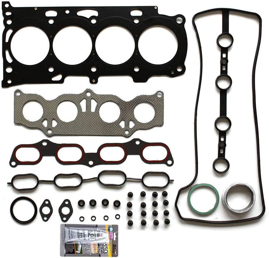 ECCPP Engine Replacement Head Gasket with Sets 5☆大好評 新品未使用 2 Compatible 2005