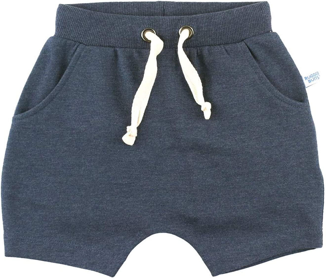 RUGGEDBUTTS Baby Toddler Boys Knit Pull-On Translated Shorts Dr Sale item Jogger with