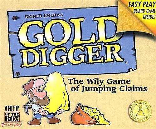 clásico atemporal oro Digger by Out of the Box Box Box  Ahorre 60% de descuento y envío rápido a todo el mundo.
