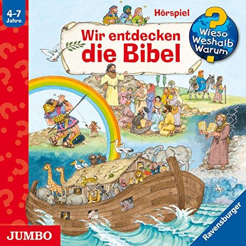 Wir entdecken die Bibel Titelbild