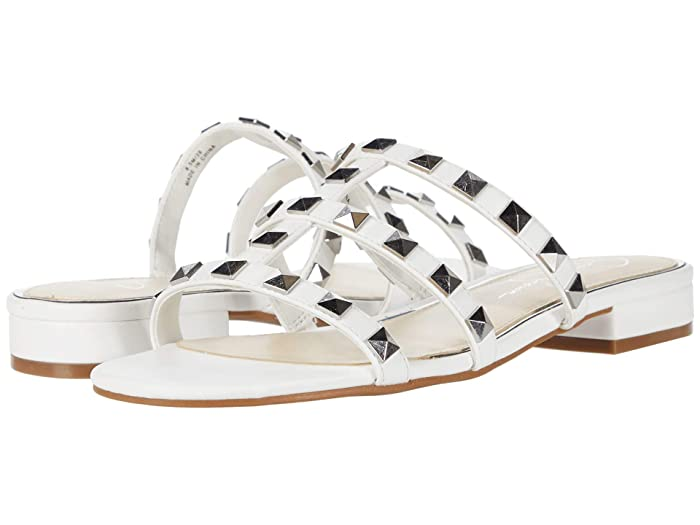 Jessica Simpson  Caira (Bright White 2) Womens Shoes