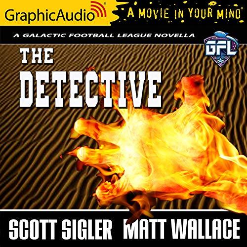 Couverture de The Detective [Dramatized Adaptation]