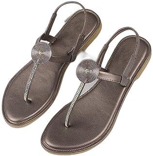 WalkTrendy Women's Sandal (wtwf177_Rosegold_37)