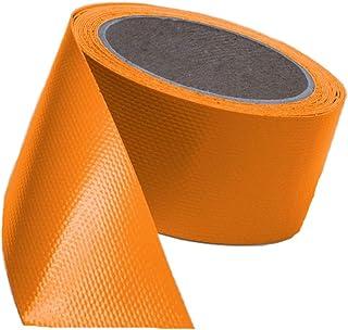 Witte plusguide 7€/m Trucker Tape, Planen Reparatur Band in orange auch p.f. Markise, Überdachung, Zelt