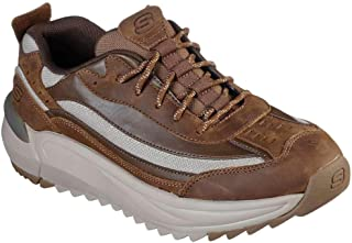 Skechers Men's Verlan Borego Oxfords Desert Brown