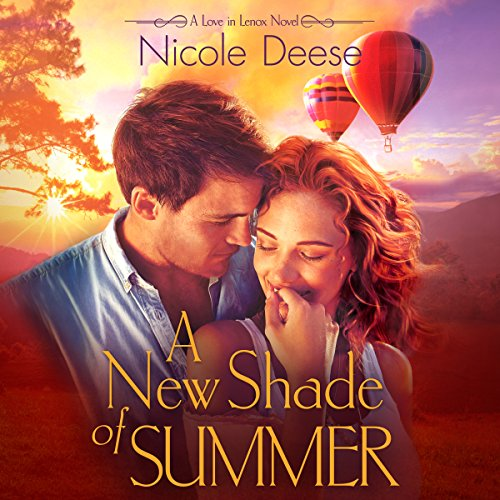 A New Shade of Summer audiobook cover art