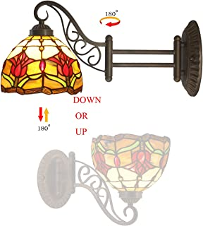Best tiffany style wall lamps Reviews