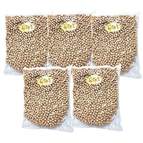 神戸アールティー ひよこ豆 5kg 【1kg×5袋】 Garbanzo Beans 業務用 ガルバンゾー チャナ 豆 乾物