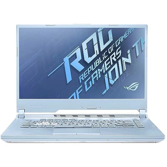 Asus ROG Strix G15 G512LI-HN286TS (Core i7 10th Gen/Windows10/MS Office/16GB RAM/1TB SSD/NVIDIA GeForce GTX 1650 Ti + 4GB Graphics/15.6 144hz/Backlit/Glacier Blue)