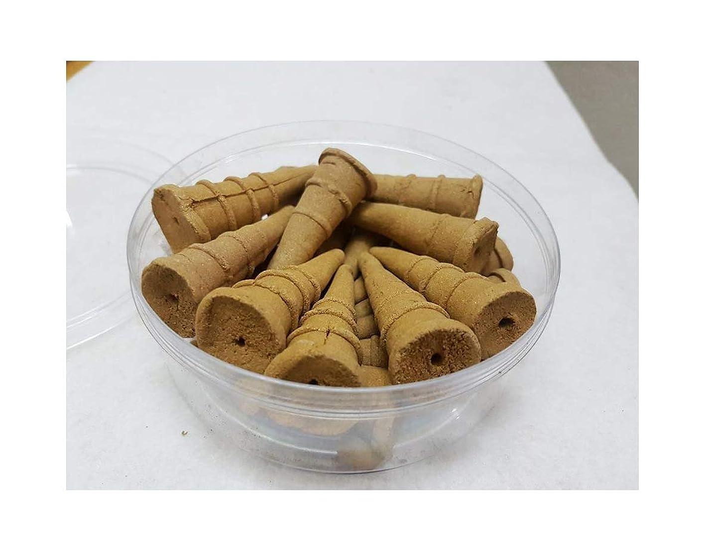 そっと膨らみ鉄道駅5ボックスViet Nam伽羅Aloeswood Incense Cones?–?100グラム/ボックス?–?20個/ボックス