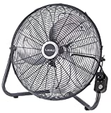 high velocity floor fans
