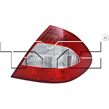 TYC 11-11788-01-1 For MERCEDES-Benz Left Replacement Tail Lamp