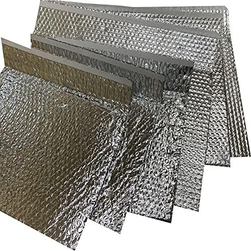 Optim Home - 6 Bolsa/Sobre Isotérmico Burbuja aire y alumin