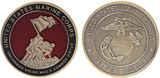 marine corps challenge coin meaning