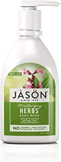 Sponsored Ad - Jason Natural Body Wash & Shower Gel, Moisturizing Herbs, 30 Oz