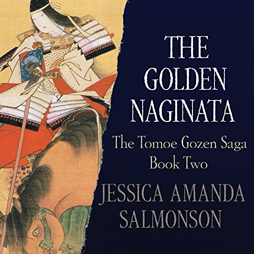 The Golden Naginata cover art