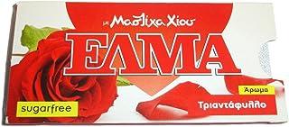 Mastic Gum (Elma) with Rose CASE 20x10 Pieces - Chios Mastiha