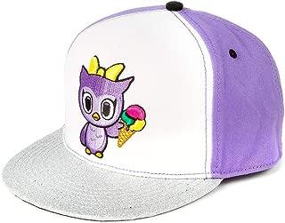 claire's owl hat
