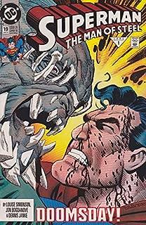 Best superman man of steel #19 Reviews