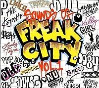Vol. 1-Sounds of Freak City