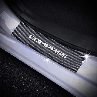 1.27mx30cm fibra di carbonio vinile Car Wrap foglio senza bolle rotolo pellicola 3D auto adesivi decalcomanie auto styling accessori