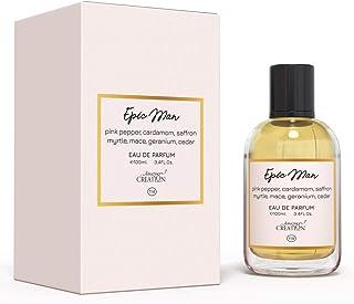 Amazing Creation Epic Man Men's Eau de Perfume, 100 ml