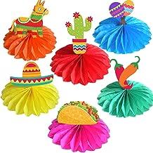 Cinco De Mayo Fiesta Party Table Decorations Taco Party Decor Cinco De Mayo 8