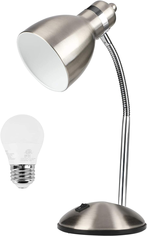 Larsen Thompson Desk Lamp with Table Max 90% OFF Flexible Metal Gooseneck Rare L