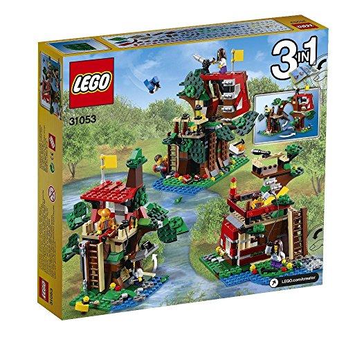 LEGO - 31053 - Les Aventures dans La Cabane dans l'arbre