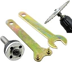 5 piezas de varilla de conexión de ángulo variable para la conversión de taladros, herramienta de conversión de taladros para cortar discos de pulido de rueda de metal mango adaptador