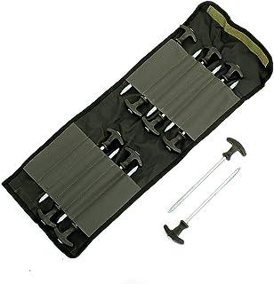 Lucx heringsset för män 12-TLG + väska, olivgrön, Large