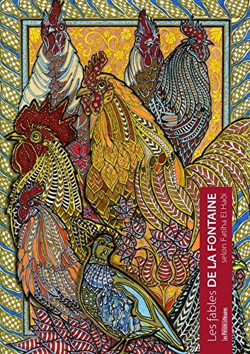 Les fables de la Fontaine selon Fatiha El Hadi (Atelier génétique) (French Edition)