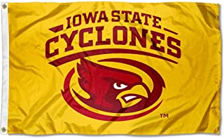 Iowa State Cyclones Gold Flag Large 3x5