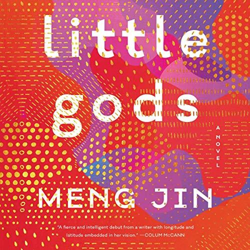 Little Gods audiobook cover art